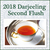 Darjeeling (India) Second Flush 2018