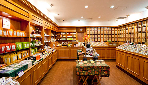 Lupicia Fresh Tea Store Tea Shop Melbourne Qv Central Cbd