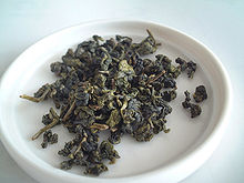 oolong tea - taiwan oolong tea