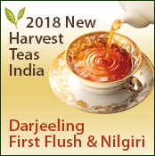 India New Harvest Teas Darjeeling Nilgiri India 2018
