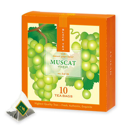 Tea Bag Muscat Limited Edition 2021