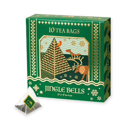 Tea Bag Jingle Bells Xmas 2019