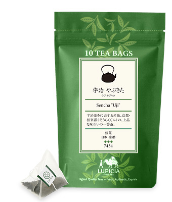 Tea Bag 7434 Sencha Uji