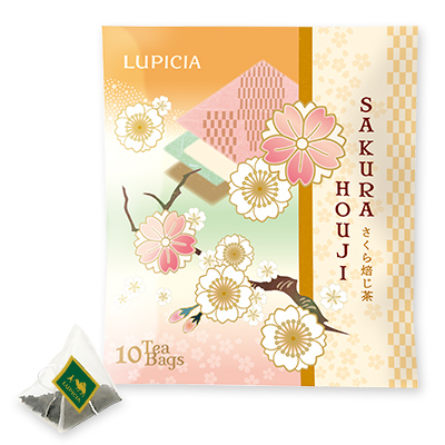 Tea Bag Sakura Houjicha Limited