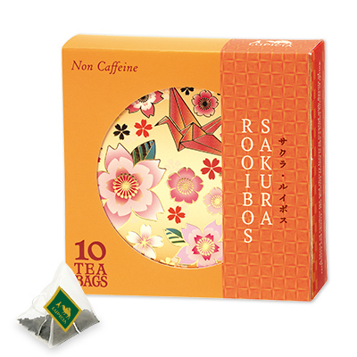 Tea Bag Sakura Rooibos Limited Edition Box 2021