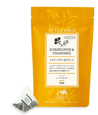 Tea Bag 9506 Elderflower & Chamomile