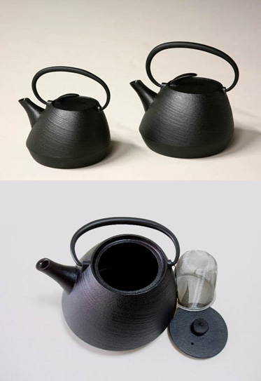 CK SHAEN S - Cast Iron Tea Pot