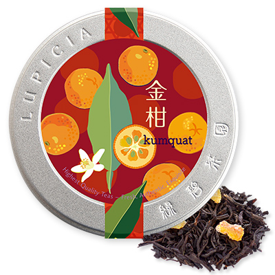 Kumquat Special Label Tin
