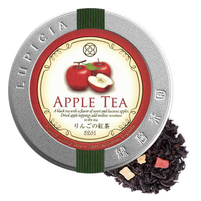 Apple Tea Classic Label Tin
