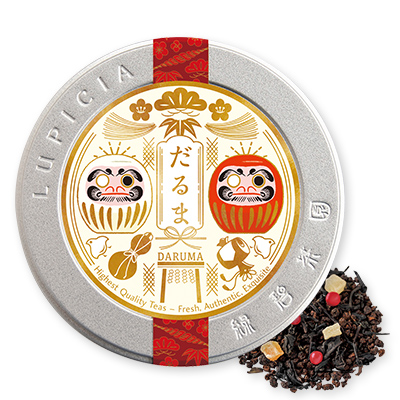Daruma Limited Edition 50g Tin