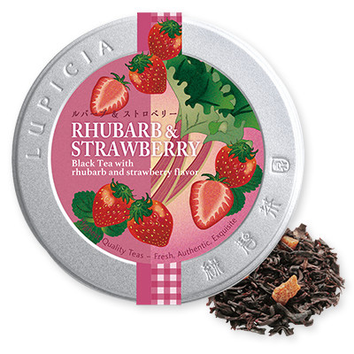 Rhubarb & Strawberry Special Limited Tin