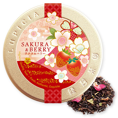 Sakura & Berry Special Label Tin