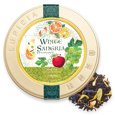 White Sangria Special Label Tin