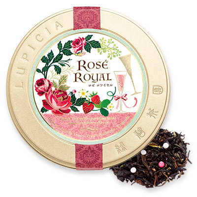 Rose Royal Special Label Tin