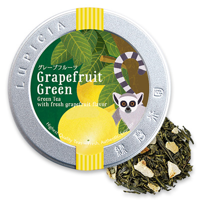 Grapefruit Green Special Limited Tin