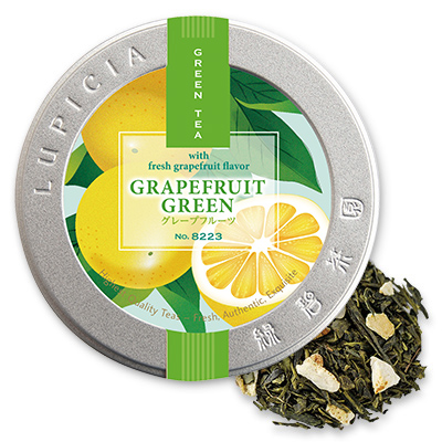 Grapefruit Green Special Label Tin 2021