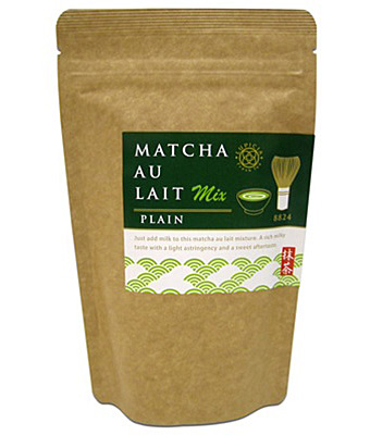 Matcha Au Lait Plain - Green Tea Latte