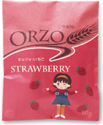 Orzo Strawberry