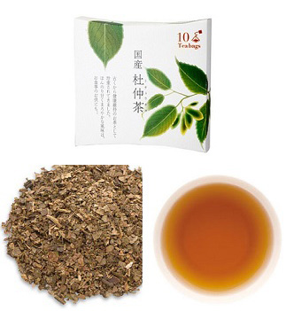 Tea Bag 9706 Eucommia Leaf Tea
