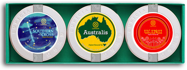 Australia Tea Complete Set