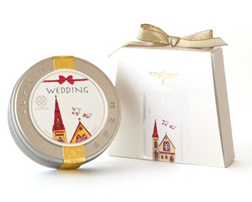 Wedding Tea Gift - Church