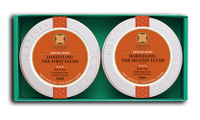 Darjeeling Popular Tea Set
