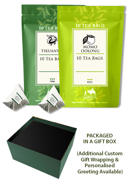 Favourite Oolong Tea Bag Set