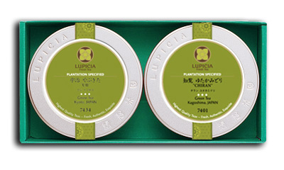 Japanese Tea Superior Gift Set 1 (7401,7434)