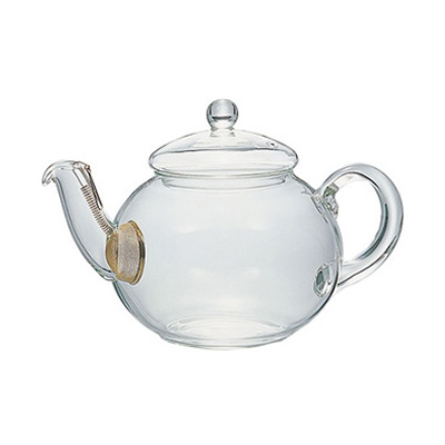 Jumping Glass Tea Pot