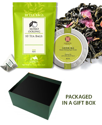 Momo Oolong Tea Set (8231,13358231)
