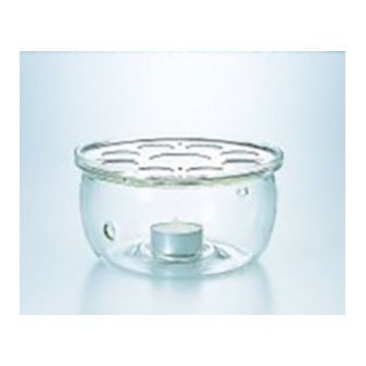 Glass Tea Warmer