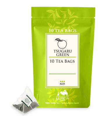 Tea Bag 8225 Tsugaru Green