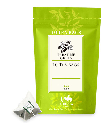 Tea Bag 8503 Paradise Green