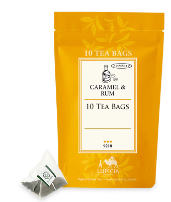 Tea Bag 9210 Caramel & Rum