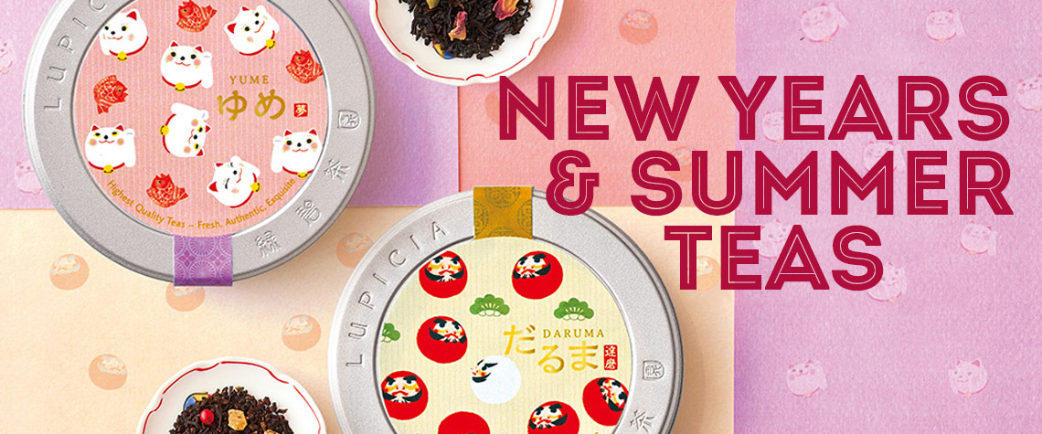 New Years and Summer Teas 2019