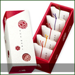 CHINESE FLOWER TEA GIFT SET