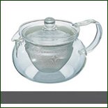 CHACHA KYUSU MARU GLASS TEA POT