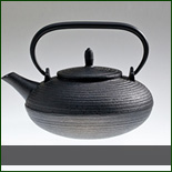 ITOME S TRADITIONAL JAPANESE CAST IRON TEA POT