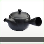 JAPANESE TRADITIONAL TEA POT FOR GREEN TEA