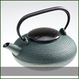 ITOME CAST IRON TEA POT