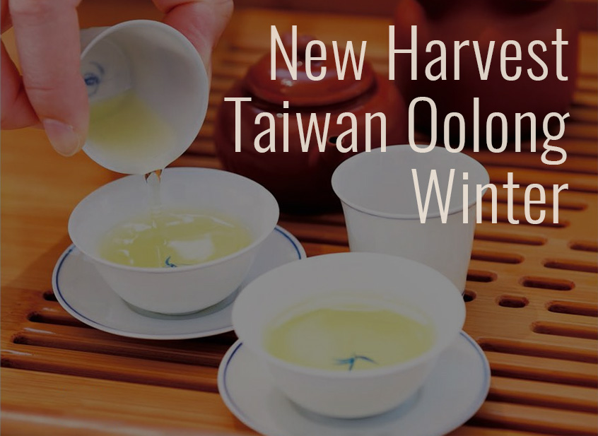 New Harvest Taiwan Oolong Winter 2020
