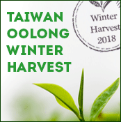 Taiwan Winter Harvest Oolongs 2018